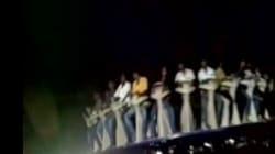 Caught On Camera: Disco Dancer Ride In Chennai Amusement Park Comes Down Crashing, 1