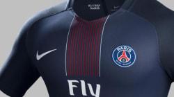 Le PSG dévoile son nouveau maillot (que Zlatan ne portera