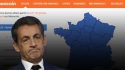 Nicolas Sarkozy ne connait pas Le Bon Coin et cela amuse beaucoup le