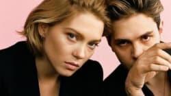 Xavier Dolan et Léa Seydoux réunis dans Madame Figaro
