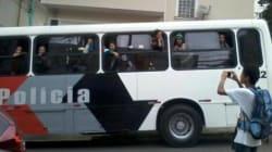 A sexta-feira foi 13 para os estudantes das ocupações em São