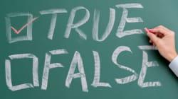True Or False? The 2016 Census