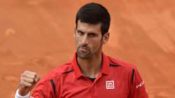 Djokovic bat Nadal et va en