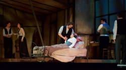 L'amour et «La Bohème» à l'Opéra de Québec
