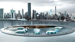 Ce projet d'aquarium à New York ne ressemble à aucun