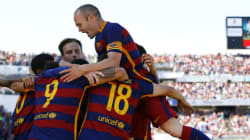 Le Barça champion d'Espagne devant le Real Madrid de