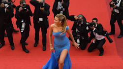 Cannes 2016: Blake Lively, star incontestée du tapis