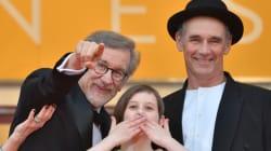 Steven Spielberg présente son nouveau film «The Big Friendly