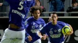 Toulouse se maintient en L1 au terme d'un incroyable scénario, Monaco sur le