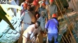 7 Construction Workers Killed In Wall Collapse In