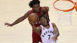 Les Raptors de Toronto atteignent les demi-finales