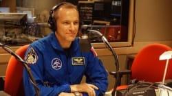 Un Québécois dans l'espace!