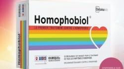 «Homophobiol», le médicament pour soigner l'homophobie avec