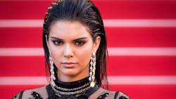 Kendall Jenner Just Wore Most Naked 'Naked' Dress To