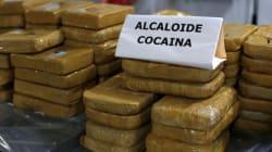 Huit tonne de cocaïne saisie en