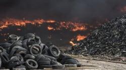Un immense incendie enfin maîtrisé à