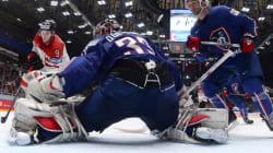 Le Canada bat la France 4-0 au