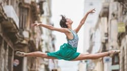 Estas fotos capturam a beleza e tradição do balé em