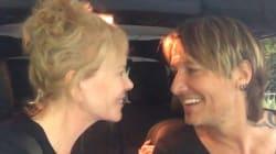 Nicole Kidman et son mari font du karaoké (et c'est