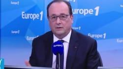Hollande se déclare candidat... dans un