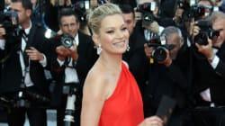 Kate Moss est de retour chez Calvin
