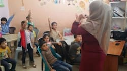 Innovative Programs Help Syrian Refugees Face Uncertain