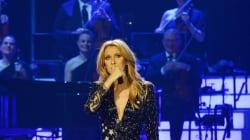 La première de Céline Dion: comme si vous y