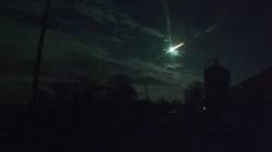 Une boule de feu aperçue dans le ciel du Québec