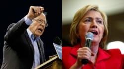 Bernie Sanders n'est toujours pas près d'abandonner la course à la primaire