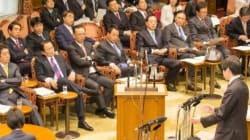 予算委員会質疑のハイライト引用(天下り・その1)