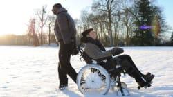 Dominique Farrugia veut plus de personnes handicapées dans les films