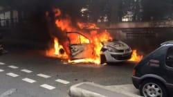 Manifestations de policiers: flambée de haine