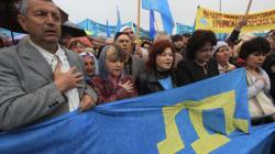 Chantée par Jamala à l'Eurovision, la déportation des Tatars de Crimée se poursuit 72 ans