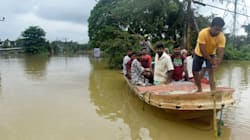 Dozens Feared Dead, Hundreds Missing After Torrential Rains Lash Sri