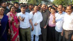 Nine Rebel Congress MLAs From Uttarakhand Join