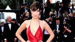 Festival de Cannes 2016: le top modèle Bella Hadid quasi nu sur le tapis rouge