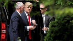 Trump rencontre Henry Kissinger à New