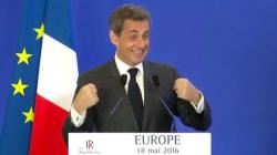 La gaffe de Sarkozy: