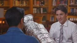 'Daily Show' Asks Trudeau Why He's Trying To 'Destroy North