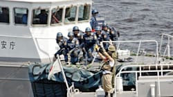 外国漁船による違法操業への対応