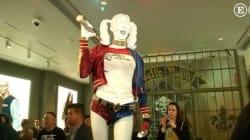 Warner Bros inagura una exposición con los trajes de las películas de DC