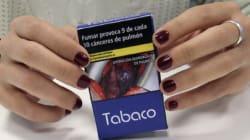 ¿Sirve de algo poner más grandes los avisos en las cajetillas de tabaco?