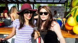 Styles de soirée: l'inauguration de la 7e saison des Terrasses Bonsecours sous le soleil