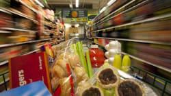 La plus forte hausse des prix alimentaires en quatre ans