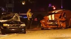 Collision entre 2 véhicules à Upton : un mort et deux