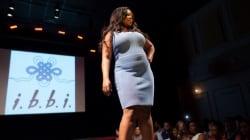 Semaine mode taille plus de Montréal: le triomphe des courbes