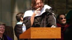 David Foster Wallace pronunciò uno dei più bei discorsi mai fatti all'Università (ma poteva