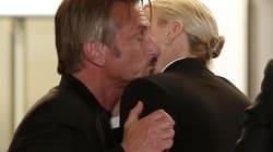 Neanche sguardo tra i due ex in pubblico a Cannes... Poi un bacio (in privato)