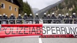 L'Austria schiera altri poliziotti al