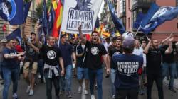 Asco: cientos de fascistas marcha en Madrid al grito de